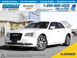 2016 Chrysler 300 Touring *Leather Seats, OnStar, Satellite Radi
