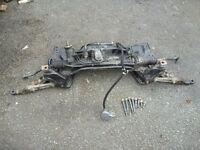 Honda Integra Dc2 Subframe. Civic Eg Ek vti esi lsi sir b16 b18 engine k20 h22