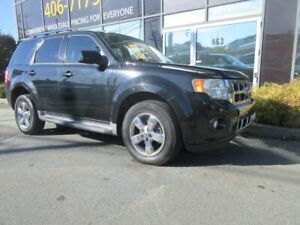 2009 Ford Escape LIMITED AWD W/ CHROME WHEELS HEATED FRONT SEATS