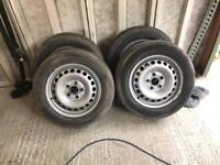Vw transporter t5 standard wheels