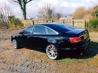 Audi A6 2.0 TDI SE 07 stunning car f\s\h mot no faults must b seen
