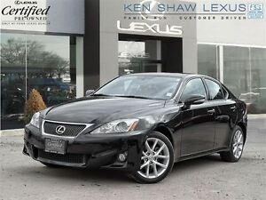 2013 Lexus IS 250 ** AWD ** Extended Warranty  **