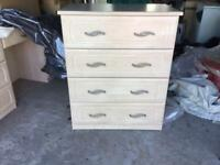 Chest of drawers by Sharps furniture