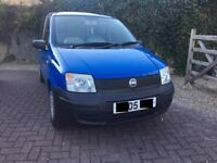 2005 Fiat Panda 1.1l Petrol - only 26,000 miles £1250 ONO