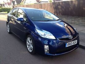 TOYOTA PRIUS 1.8 T Spirit Hybrid ELECTRIC 5DR ONE PREVIOUS OWNER (UK,MODEL)