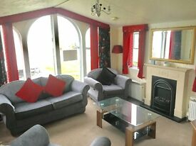 Luxury static caravan for sale, Morecambe - Nr Wigan Bolton Manchester Liverpool Lakes Lancashire