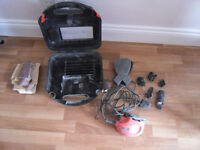 Black and Decker Mouse Sander with carry case and accessories, good condition, £15