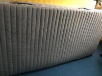 Ikea single mattress+free ikea single foam mattress