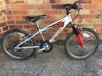 "Boys Speedster Cross Bike 12"" Frame 20"" Wheels 6 speed gears = Can deliver Local York Free"