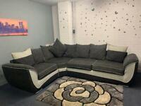 Grey SCS Corner sofa delivery 🚚 sofa suite couch furniture