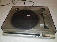 Hitachi turntable vintage