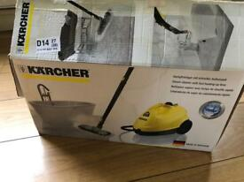 Karcher multi purpose steam cleaner