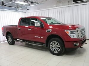 2017 Nissan Titan DO NOT MISS OUT ON THIS FULLY LOADED XD PLATIN