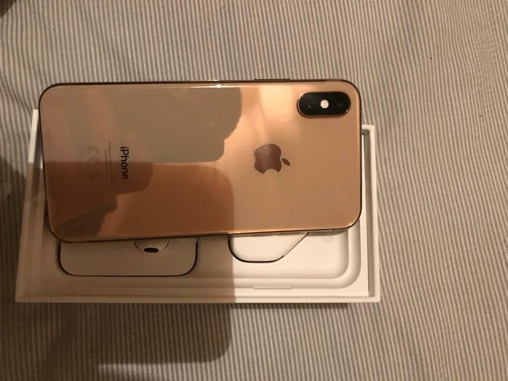 iphone xs gold 64 gb in crewe cheshire gumtree. Black Bedroom Furniture Sets. Home Design Ideas