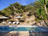 Stunning finca with three houses and pool in Extremadura, Spain