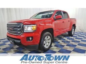 2016 GMC Canyon SLE 4X4/ACCIDENT FREE/TOUCH SCREEN/REAR CAM