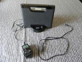 Sony audio docking system