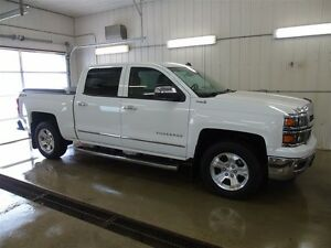 2014 Chevrolet Silverado 1500 LTZ Z71, Navugation, Leather Seati