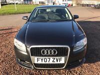 Audi A4 S-Line 2007 2.0 TDI Auto FSH £3000