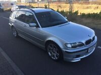 BMW 330D M Sport Touring Manual May Swap Px?