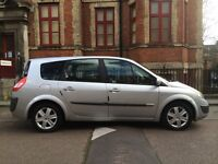 (((( RENAULT GRAND SCENIC --- 7 SEATER ))))