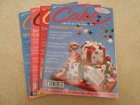35 x Cake Craft and Decoration magazines