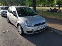 Ford Fiesta 1.2 Petrol Silver For Sale