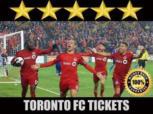 Discounted Toronto FC vs New York Red Bulls Tickets | Last Minute Delivery Guaranteed!