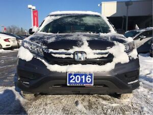 2016 Honda CR-V LX AWD - ACCIDENT-FREE, TRADE-IN