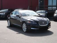 2013 Jaguar XF 3.0L Supercharged/AWD/LEATHER/ROOF