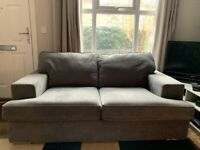 2 Seater (DFS Merit) Sofa - excellent, as new, condition