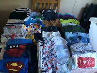 Baby bundle of clothes