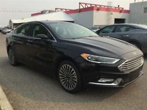 2017 Ford Fusion SE AWD Leather Navigation Sunroof Sync 3