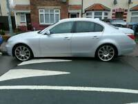 3 series alloys fits 5 series r19 new tyres 5x120 bmw