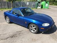 Mazda MX5 10th Anniversary Edition 1.8is