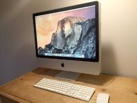 """24"""" Apple iMac (Working with some known issues)"""