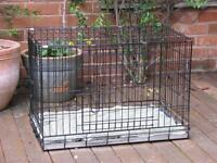 Dog cage: Brand new