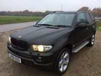 BMW X5 3.0d SPORT Facelift *Genuine 59k miles Full service history 2 previous owners MOT Aug 18*