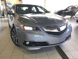 2016 Acura TLX Elite | AWD | 0.9% Finance | $1000 Cash Back
