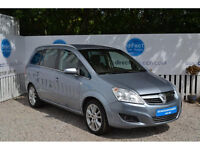 VAUXHALL ZAFIRA Can't get finance? Bad Credit? Unemployed? We can help!