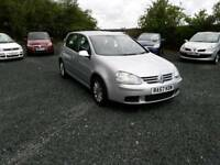 Volkswagen Golf 2007, 1.9, FSH+LOW MILEAGE+2 KEYS