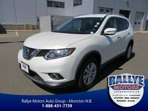 2016 Nissan Rogue SV, $177 Bi-wkly, $6325 in price adjustments
