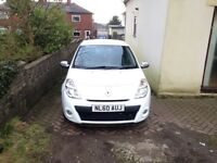 RENAULT CLIO 1.2 TCE I-Music 3dr White (60)