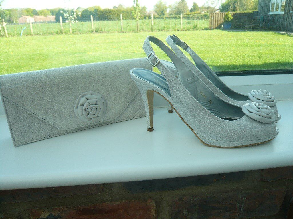 Wedding outfit shoes and matching bag | in York, North Yorkshire ...