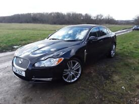 Jaguar XF 3.0 diesel twin turbo FSH 66k mikes excellent condition Premium Luxury top spec