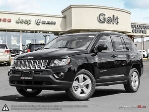 2016 Jeep Compass NORTH | 4X4 | DEMO | 6.5 TOUCH SCREEN