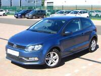 Volkswagen Polo MATCH (blue) 2016-10-31