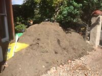 FREE Top Soil - Good quality, loose, easy access to load. Edinburgh