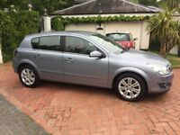 2008 Vauxhall Astra 1.8 Design 5 Door Leather Cheap Car Vectra Mondeo Megane Focus Insignia Golf A3