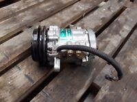 Case Air Conditioning Compressor KHR3536